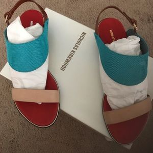 Brand New Nicholas Kirkwood Sandals